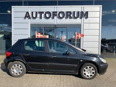 second-hand Peugeot 307 1,6 XR 110HK 5d