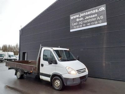 brugt Iveco Daily 35S14 LADVOGN 2,3 D 136HK Ladv./Chas. 2006