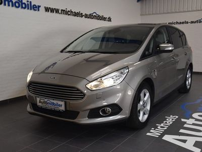 brugt Ford S-MAX 2,0 TDCi 150 Trend Business aut.