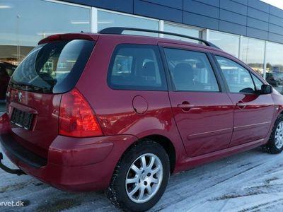 brugt Peugeot 307 1,6 HDI 90HK Stc