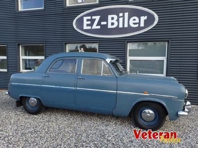 brugt Ford Zephyr Six 2,3 Saloon