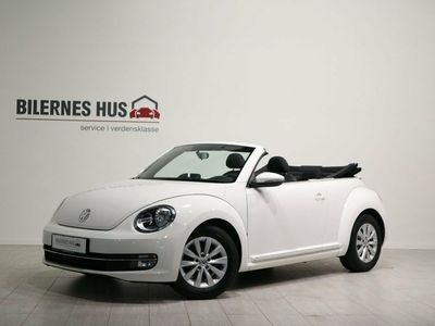 used VW Beetle The1,2 TSi 105 Design Cabriolet