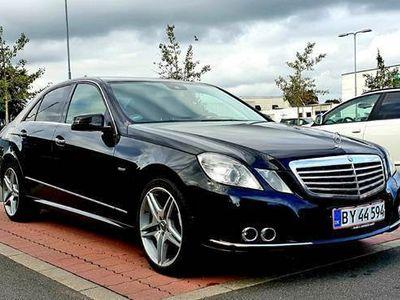brugt Mercedes E220 2,1