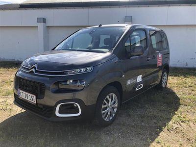 brugt Citroën Berlingo 1,5 Blue HDi Street+ start/stop 100HK