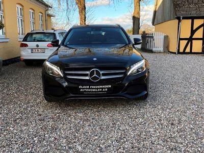 used Mercedes C220 2,2 BlueTEC Avantgarde stc.