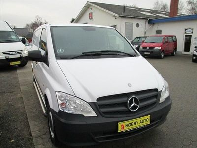 brugt Mercedes Vito 110 L 2,1 CDI Basic 95HK Van 6g