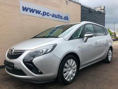 begagnad Opel Zafira Tourer 1,4 T 140 Enjoy eco