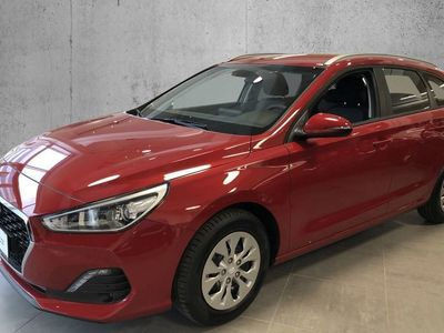 brugt Hyundai i30 Cw 1,0 T-GDI Value 120HK Stc 6g