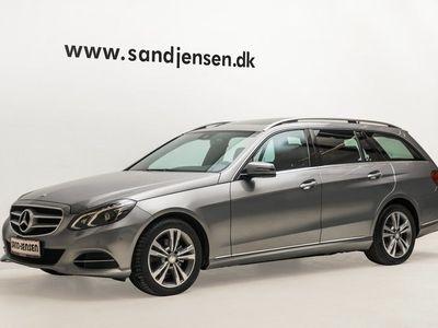 brugt Mercedes E220 2 BlueTEC Avantgarde st.car aut.