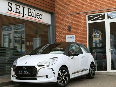 gebraucht DS Automobiles DS3 BlueHDi 100 Style