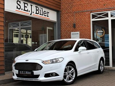 brugt Ford Mondeo 2,0 TDCi Titanium 150HK Stc 6g A