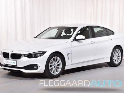 brugt BMW 420 Gran Coupé d 2,0 D Executive Steptronic 190HK 5d