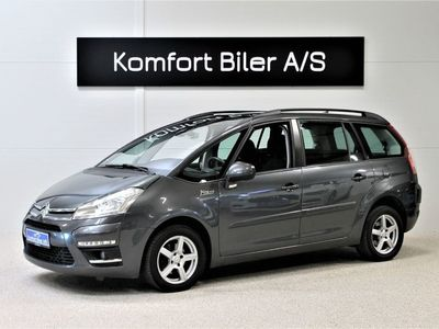 brugt Citroën Grand C4 Picasso e-HDi 112 Seduction E6G 1,6