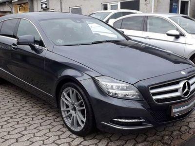 brugt Mercedes CLS350 3,0 CDi SB aut. BE