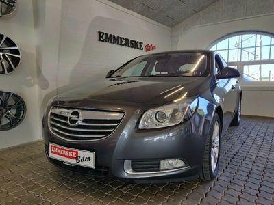 brugt Opel Insignia 2,0 CDTi 130 Cosmo