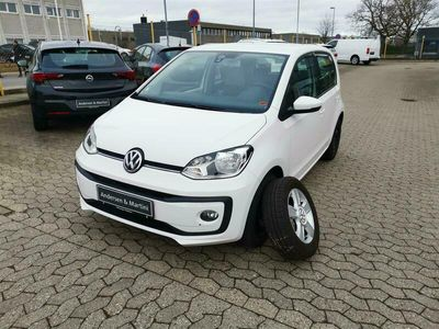 brugt VW up! 1,0 MPI Double 60HK 5d