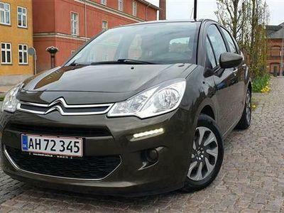 brugt Citroën C3 1,0 VTi Attraction 68HK 5d