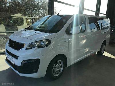 begagnad Peugeot Traveller L3 1,6 BlueHDi Business 115HK 6g