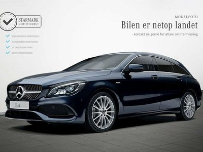 used Mercedes CLA220 d 2,2 Final Edition aut.