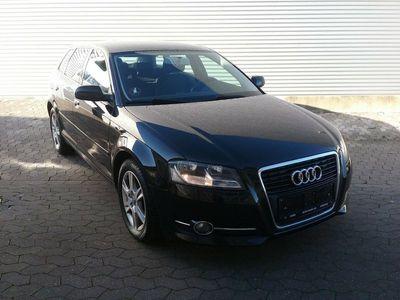 brugt Audi A3 Sportback 1,6 TDi Ambiente