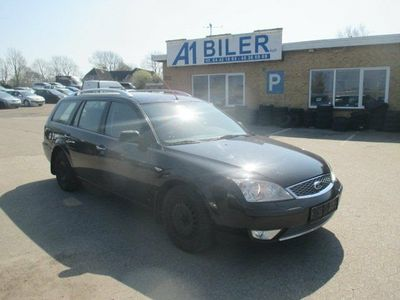 brugt Ford Mondeo 2,0 TDCi 130 Trend stc.
