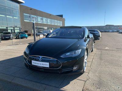 brugt Tesla Model S 85 EL 378HK 5d Aut.