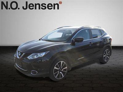 brugt Nissan Qashqai 1,2 Dig-T Tekna Premium 4X2 X-Tronic 115HK 5d 6g Aut.