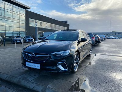 brugt Opel Insignia Sports Tourer 2,0 Turbo GSi Start/Stop 260HK Stc 8g Aut.
