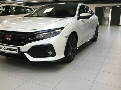 brugt Honda Civic 15 VTEC Turbo Sport Plus Navi 182HK 5d 6g