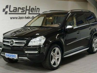 usado Mercedes GL450 4,0 CDi aut. 4-M