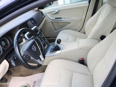 brugt Volvo S60 2,0 D4 Momentum 163HK 6g