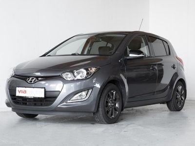 begagnad Hyundai i20 1,25 Go 84HK 5d
