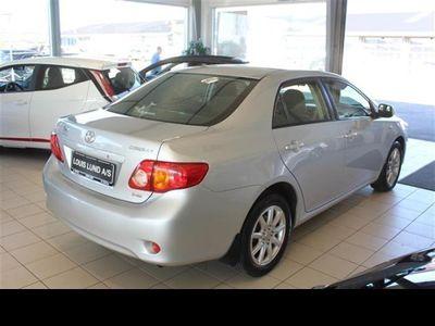 brugt Toyota Corolla 2,0 D-4D DPF Linea Luna 126HK 6g