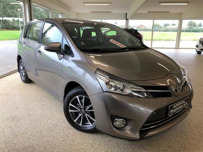 brugt Toyota Verso 7 pers. 1,6 D-4D T2 Skyview 112HK 6g
