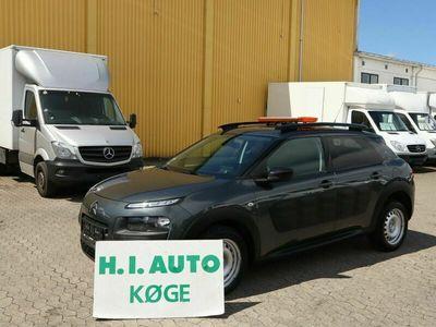 brugt Citroën C4 Cactus 1,6 BlueHDi 100 Cool Comfort Van