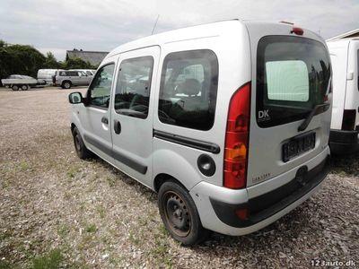 brugt Renault Kangoo 1,6 Privilége aut.