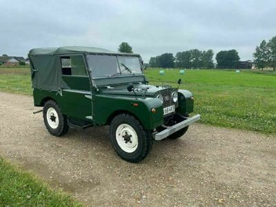 brugt Land Rover 1 Land Rover Serie 1