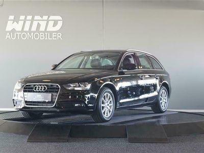 brugt Audi A4 2,0 TDI aut. 143HK Stc