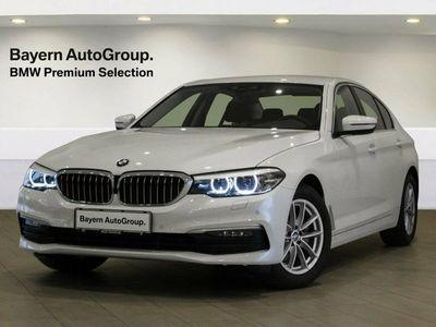 used BMW 520 i 2,0 aut.