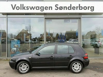 brugt VW Golf IV 1,8 GTi 125
