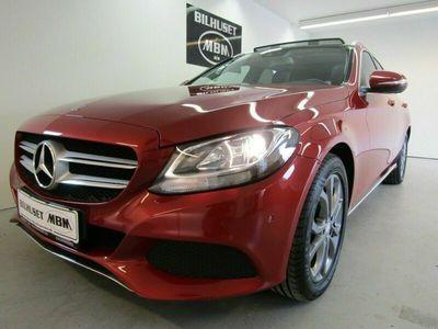 brugt Mercedes C220 d 2,2 Avantgarde stc.