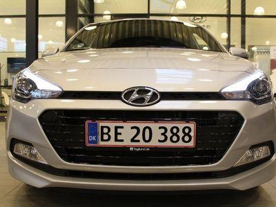 brugt Hyundai i20 1,0 T-GDi 100 EM-Edition