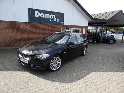 brugt BMW 530 3,0 d Touring Steptronic Luxury Line 258HK st.car aut