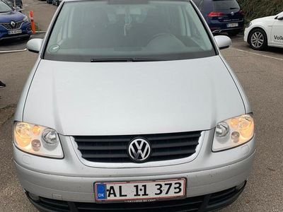 brugt VW Touran 2,0 TDI