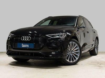 brugt Audi E-Tron - 55 S-line quattro