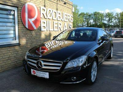usado Mercedes CLS250 2,2 CDi aut. BE
