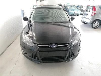 brugt Ford Focus 1,6 EcoBoost Titanium 150HK 5d 6g