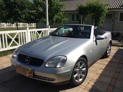 brugt Mercedes SLK230 2,3