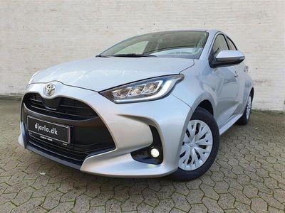 brugt Toyota Yaris 1,5 VVT-I T3 Vision 125HK 5d 6g