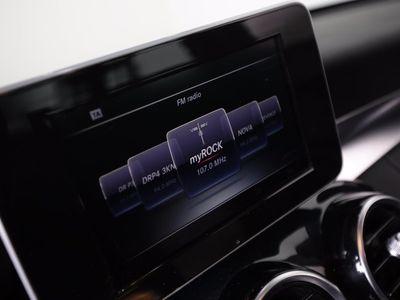brugt Mercedes C200 1,6 BlueTEC AMG Line aut.